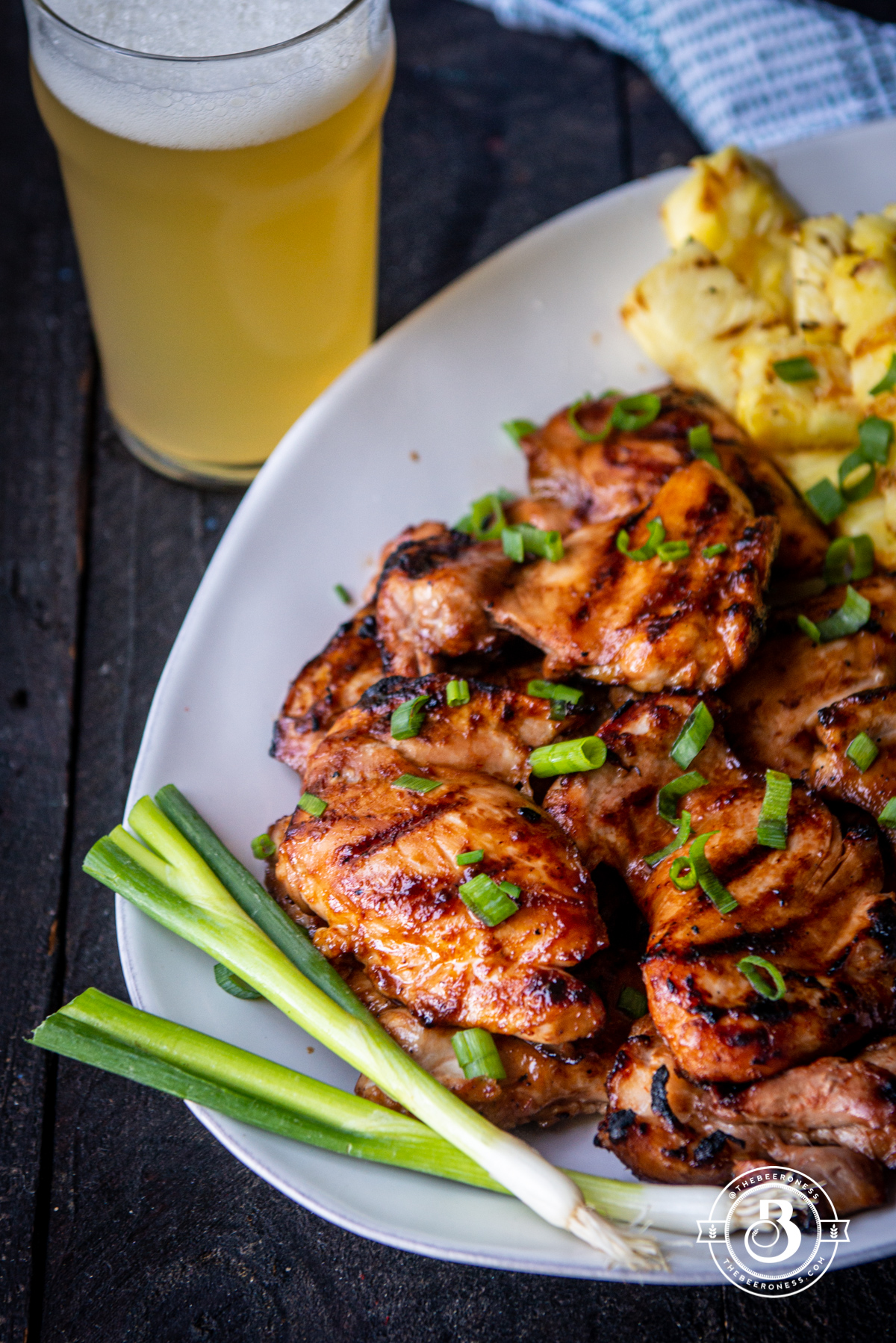 One of The Beeroness' dinner recipes