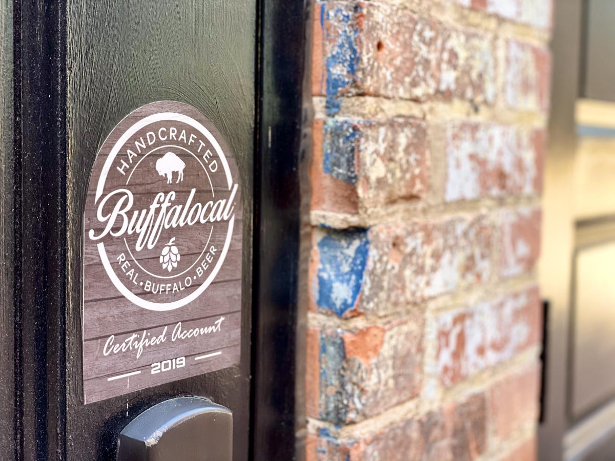 buffalocal beer