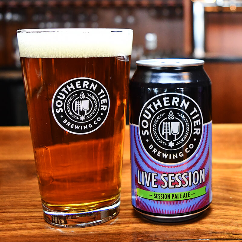 Live Session Pale Ale - Southern Tier Brewing - Buffalocal