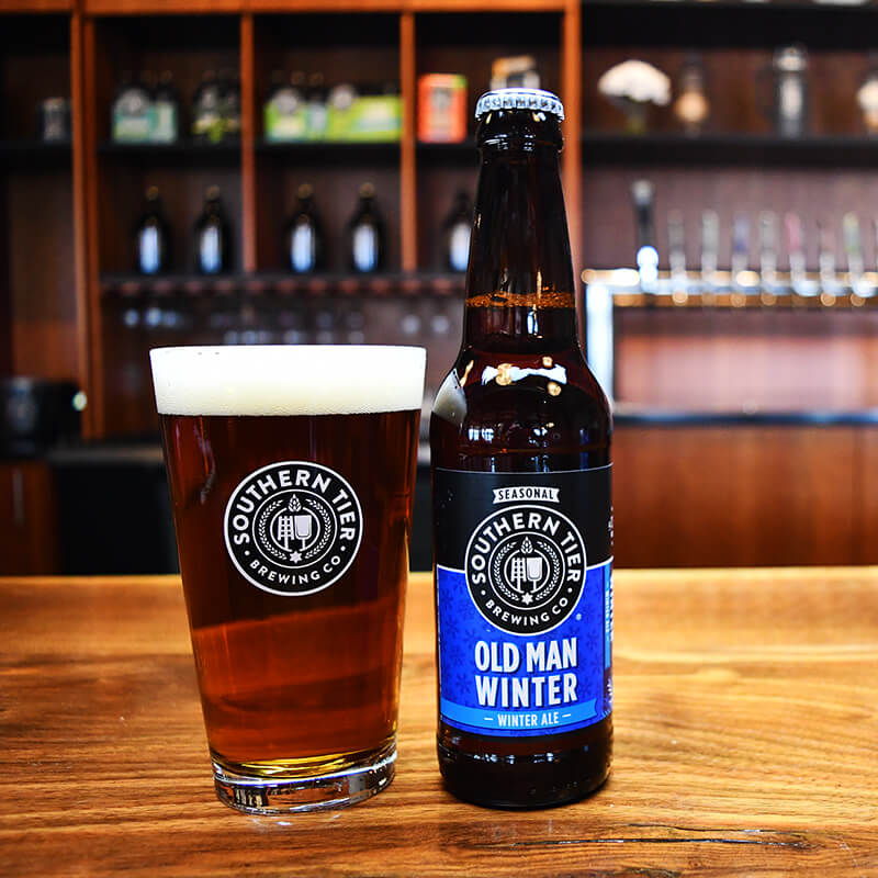 Old Man Winter Winter Ale - Southern Tier Brewing - Buffalocal