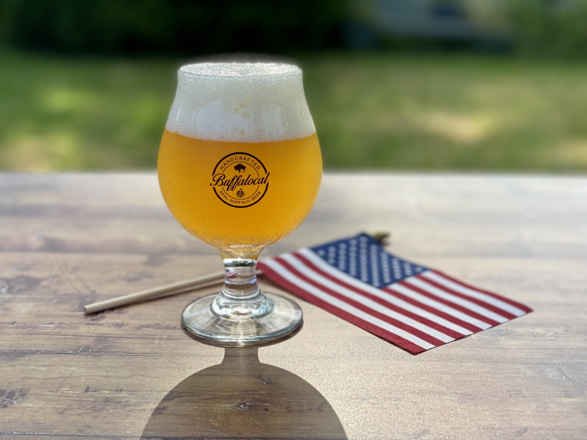Independence Day craft beer in Buffalo