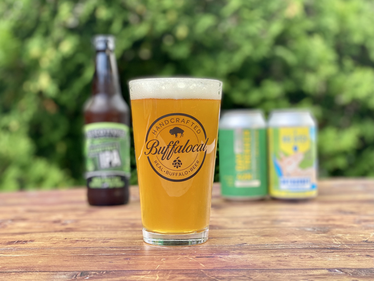 IPAs are a popular beer in Buffalo