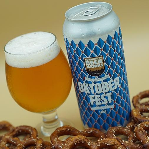 Oktoberfest - Community Beer Works - Buffalocal