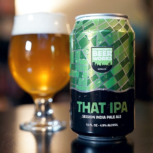 That IPA - Community Beer Works - Buffalocal