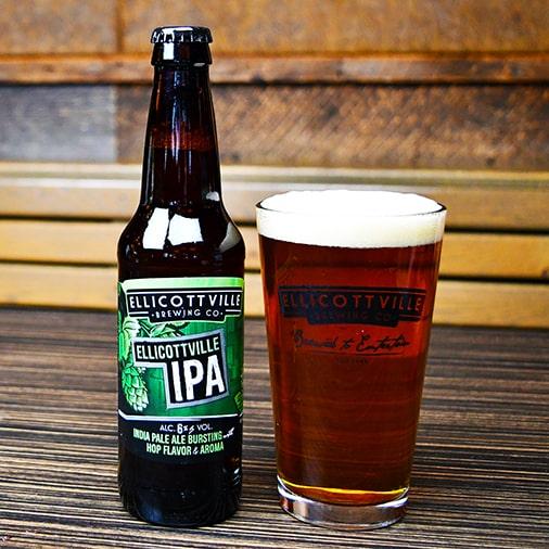 Ellicottville IPA - Ellicottville Brewing - Buffalocal