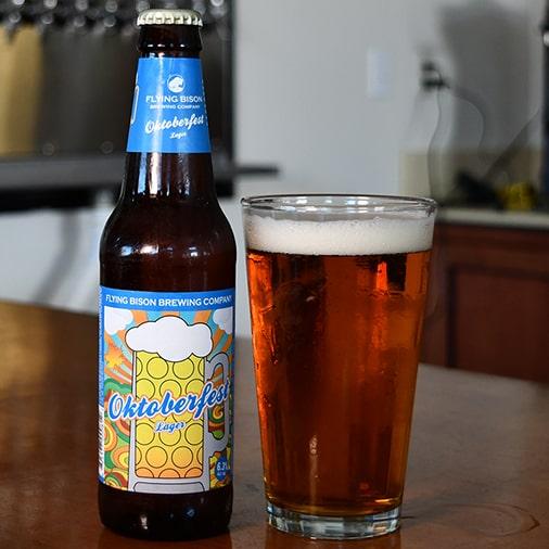 Oktoberfest - Flying Bison Brewing Co - Buffalocal