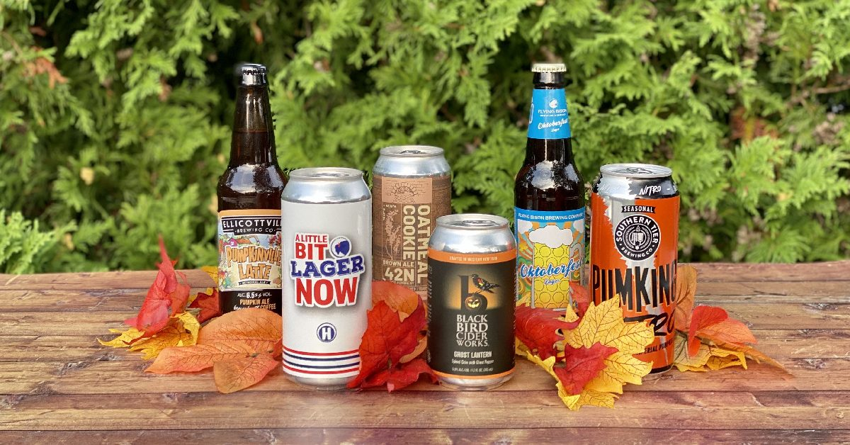 Buffalocal's Fall Craft Beer Bucket List