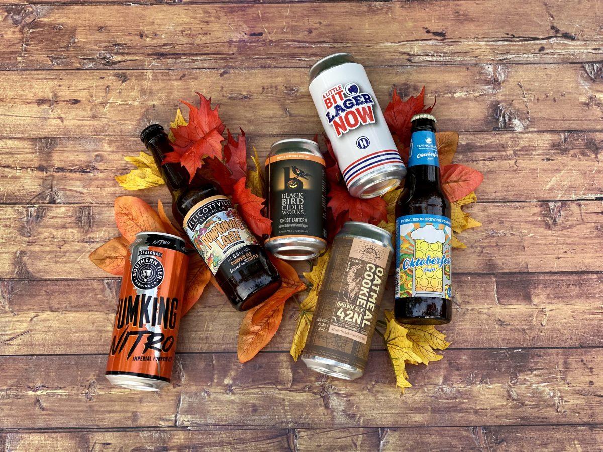 Fall Buffalo beer