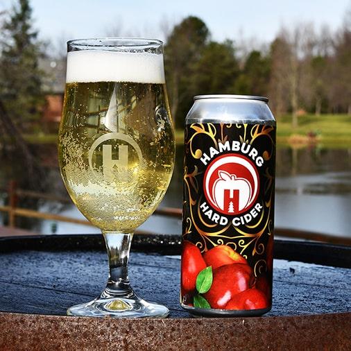 Hard Cider - Hamburg Brewing - Buffalocal