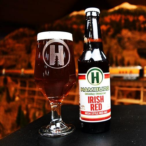 Irish Red Irish Style Red Ale - Hamburg Brewing - Buffalocal