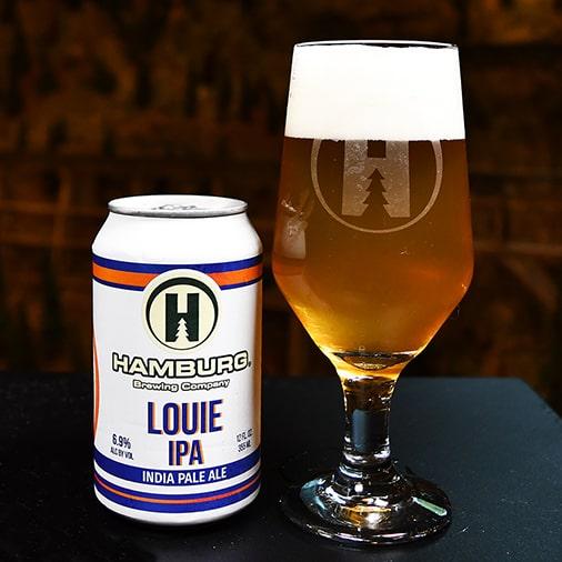 Louie IPA - Hamburg Brewing - Buffalocal