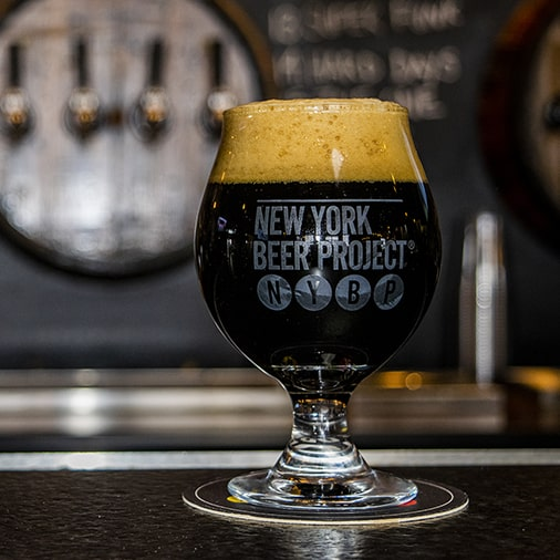 Hard Day's Night Porter - New York Beer Project - Buffalocal