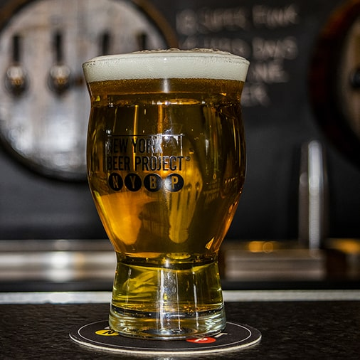 Lockport Lager - New York Beer Project - Buffalocal