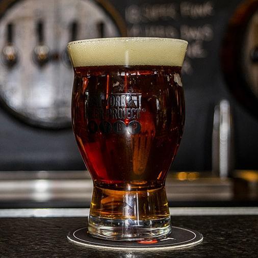 NY Amber - New York Beer Project - Buffalocal