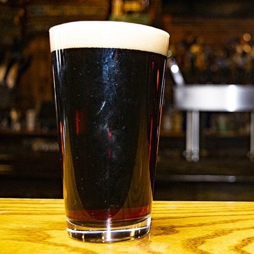 Trainwreck Amber Ale - Pearl Street Brewery - Buffalocal