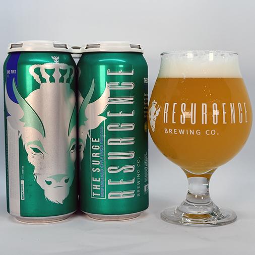The Surge IPA - Resurgence Brewing Co - Buffalocal