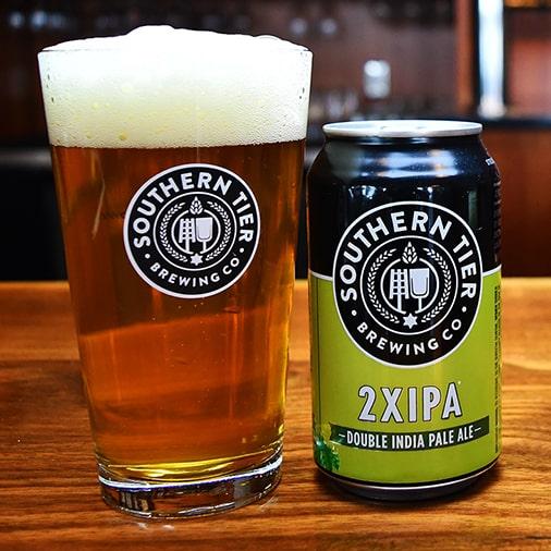 2XIPA Double IPA - Southern Tier Brewing - Buffalocal