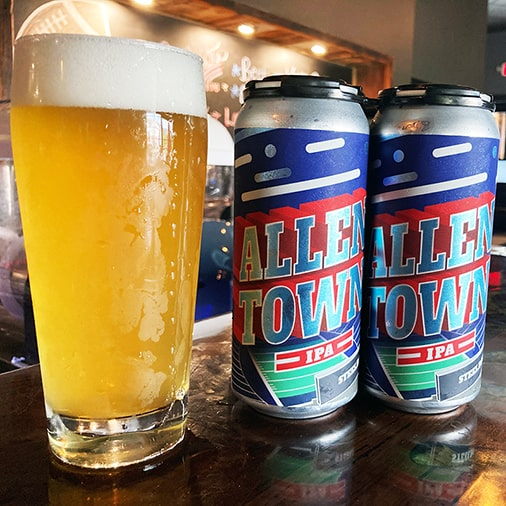 Allentown Ale - Steelbound Brewing Co - Buffalocal
