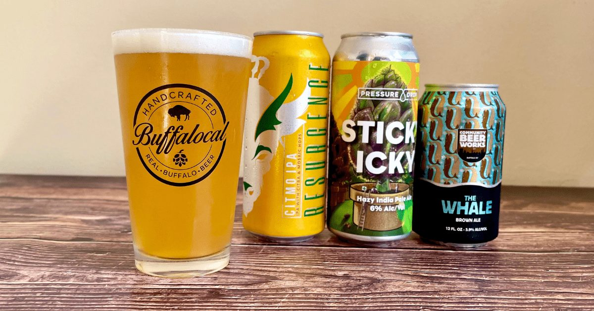 6 Buffalocal Picks from Buffalo Beer Influencers
