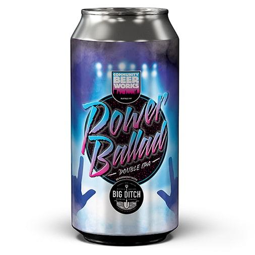 Power Ballad - Community Beer Works - Buffalocal