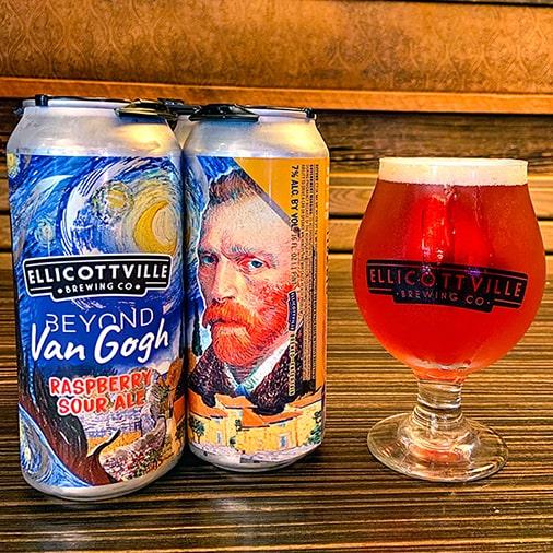 Beyond Van Gogh - Ellicottville Brewing Co - Buffalocal