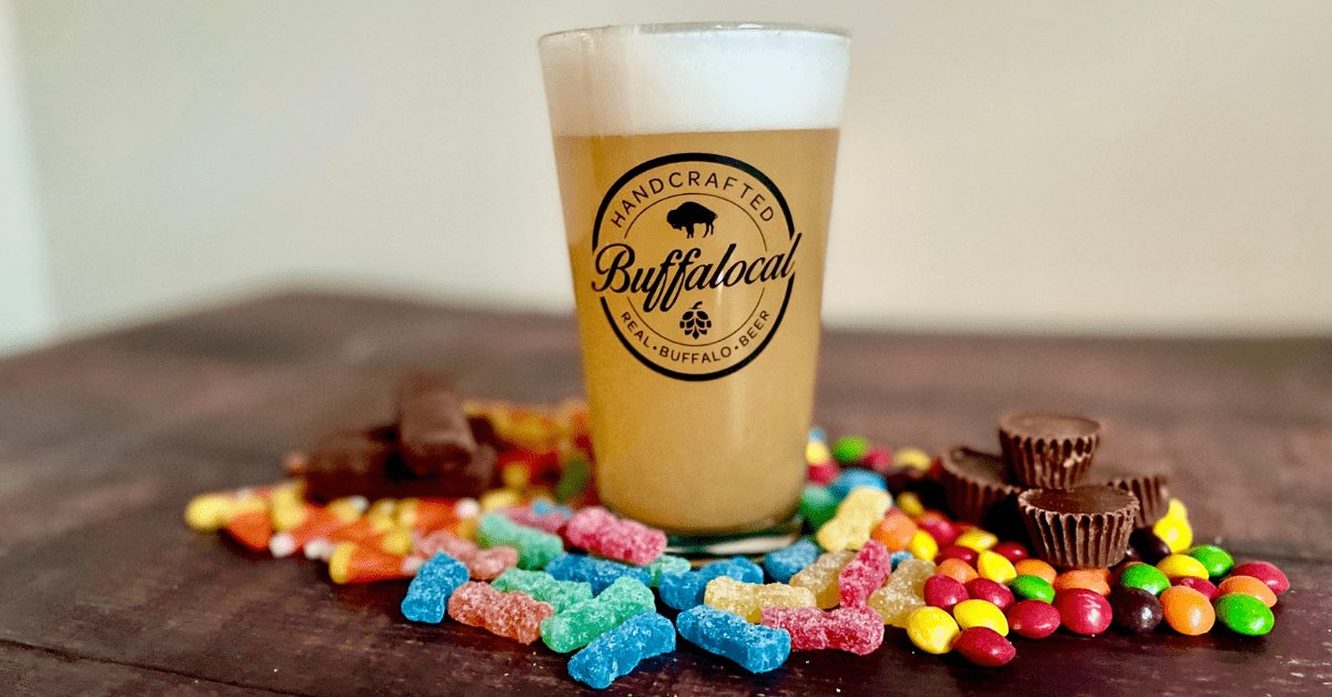 Buffalo Beer and Candy Pairings to Try This Halloween
